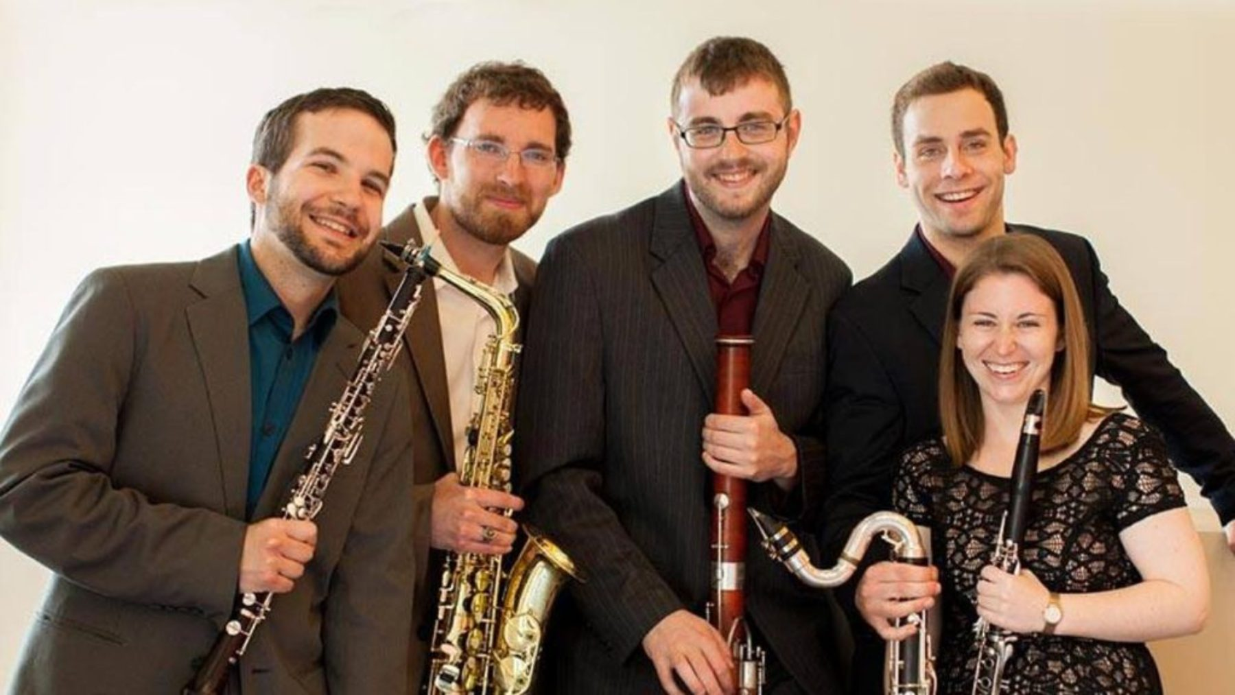 Akropolis Reed Quintet  - Saturday, Nov. 11, 2017 @ 8pm