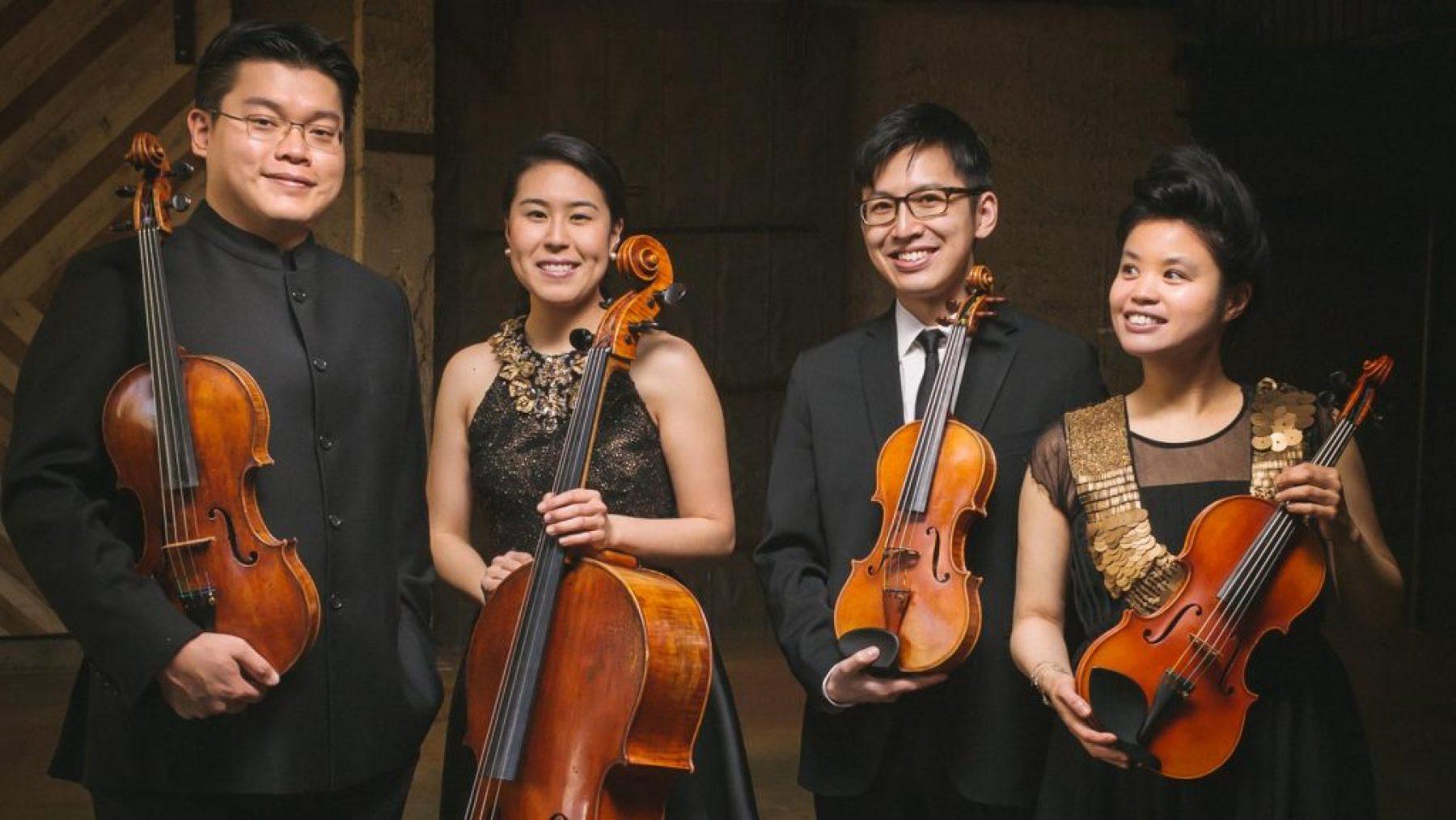 Formosa Quartet - Saturday, Sept. 24, 2016 - 8pm