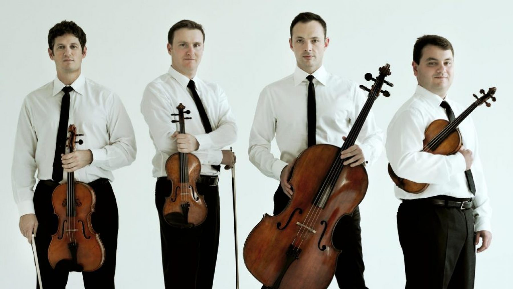 Jerusalem Quartet - Saturday, Nov 5, 2016 - 8pm
