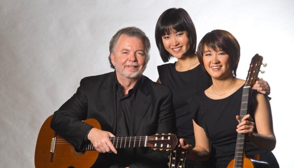 Beijing Guitar Duo and Manuel Barrueco, Guitar