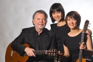 Beijing Guitar Duo and Manuel Barrueco, Guitar
