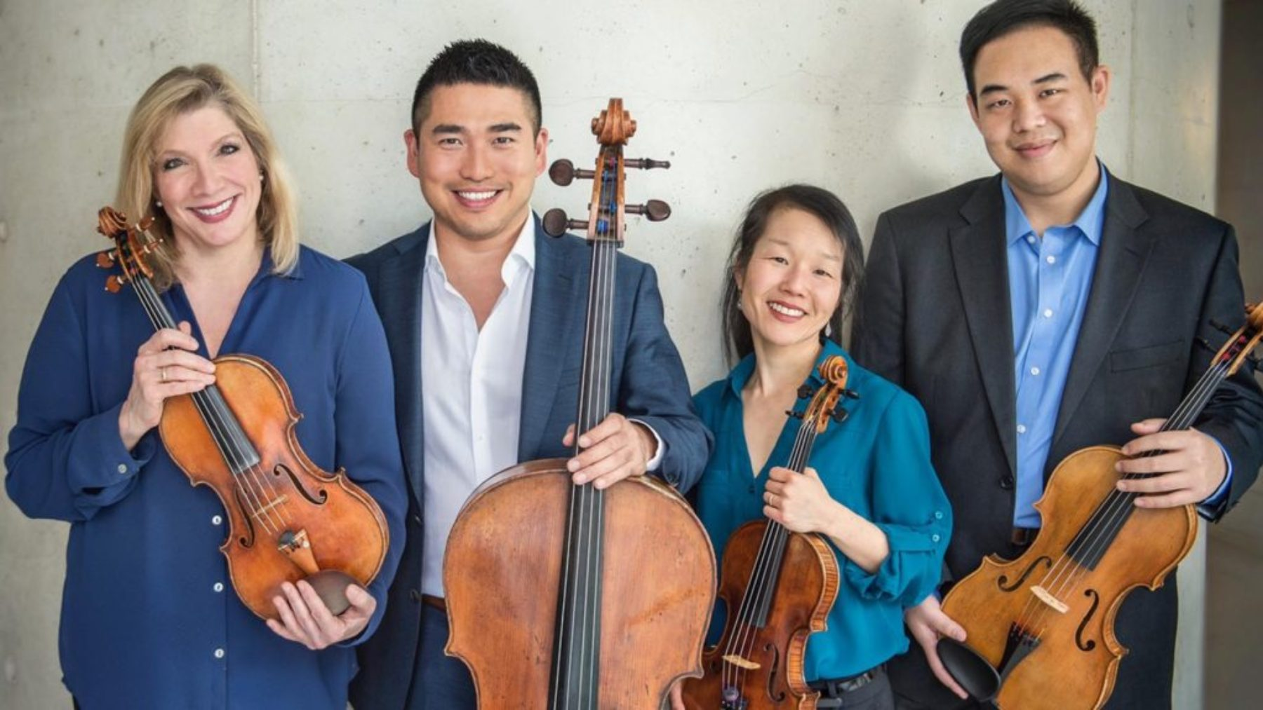 Cavani String Quartet - Friday, May 19, 2018 @ 7:30pm