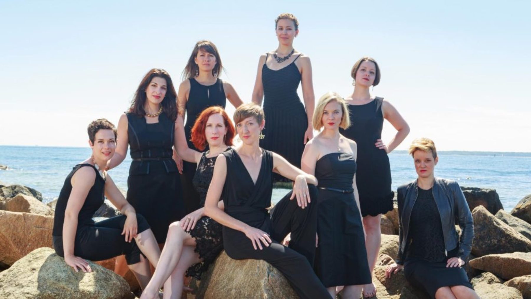 Lorelei Ensemble - Saturday, Feb. 17, 2018 @ 2pm