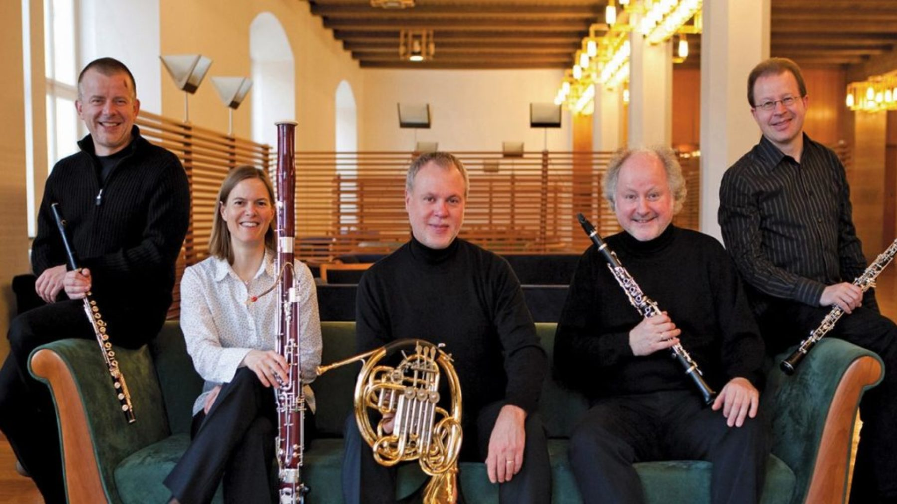 Berlin Philharmonic Wind Quintet - Sat. Feb. 16, 2019, 4pm