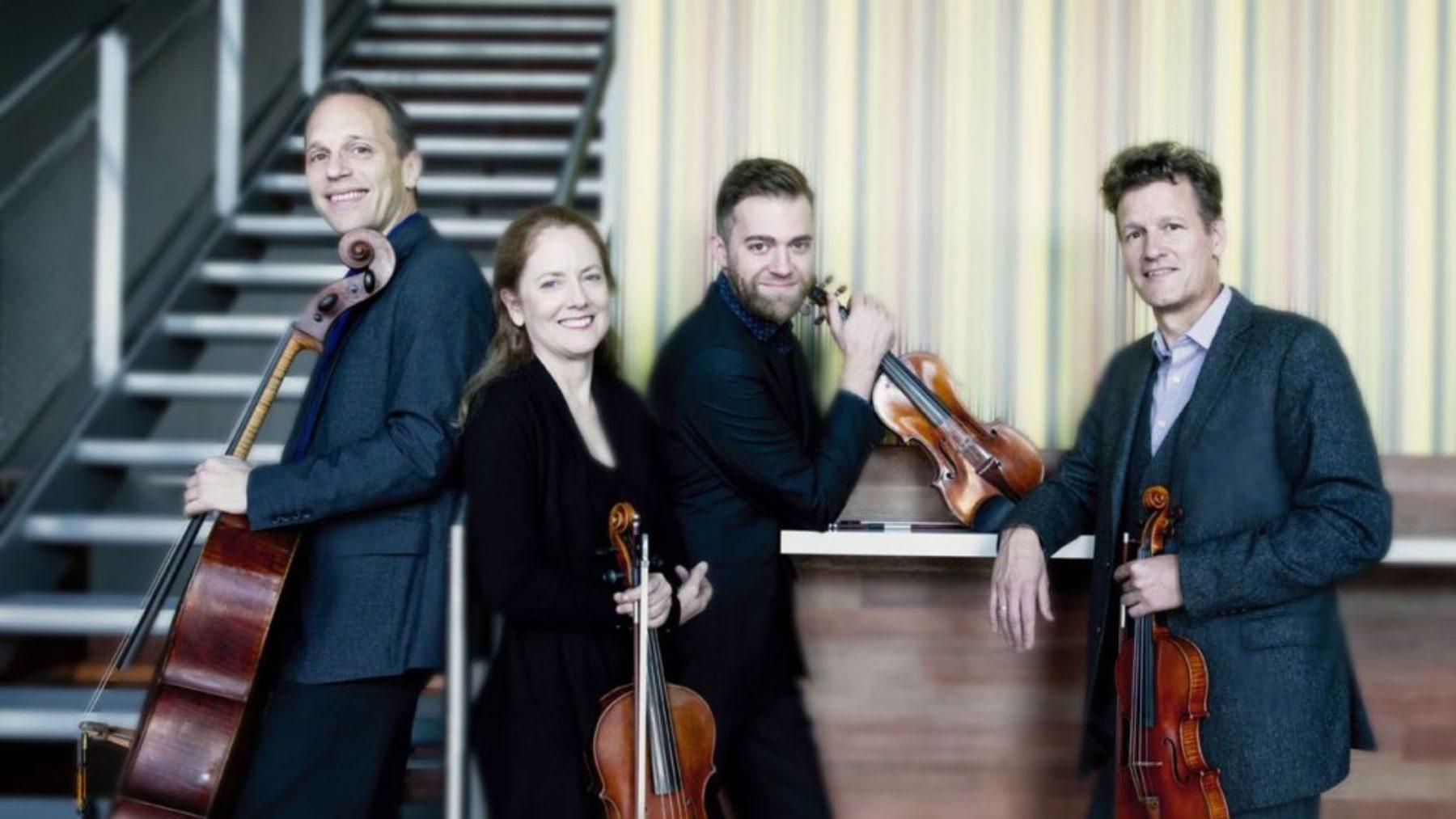 St. Lawrence String Quartet - Sat. Nov. 17, 2018, 8pm