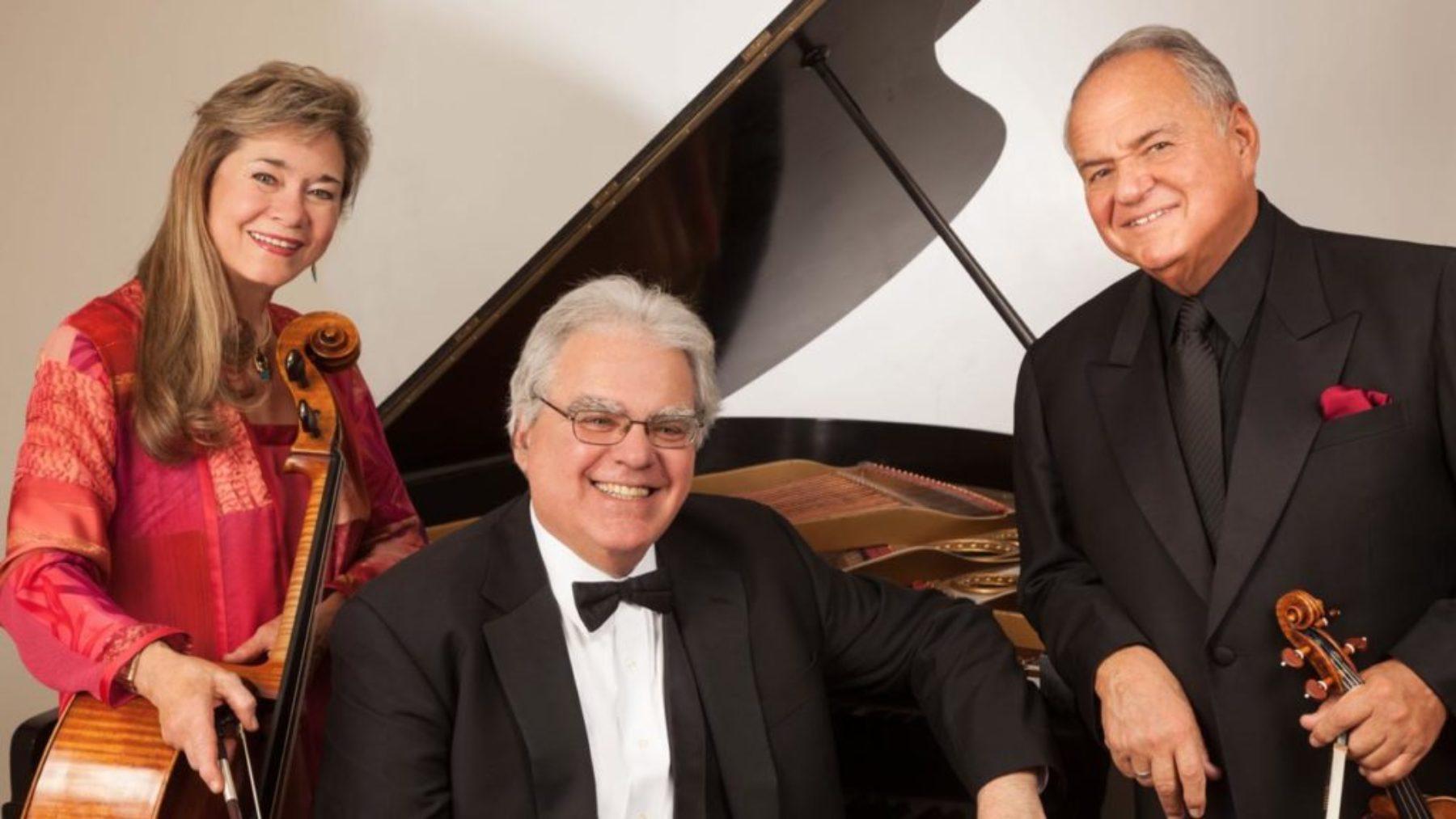 Kalichstein-Laredo-Robinson Trio  - Sat. Mar. 23, 2019, 8pm