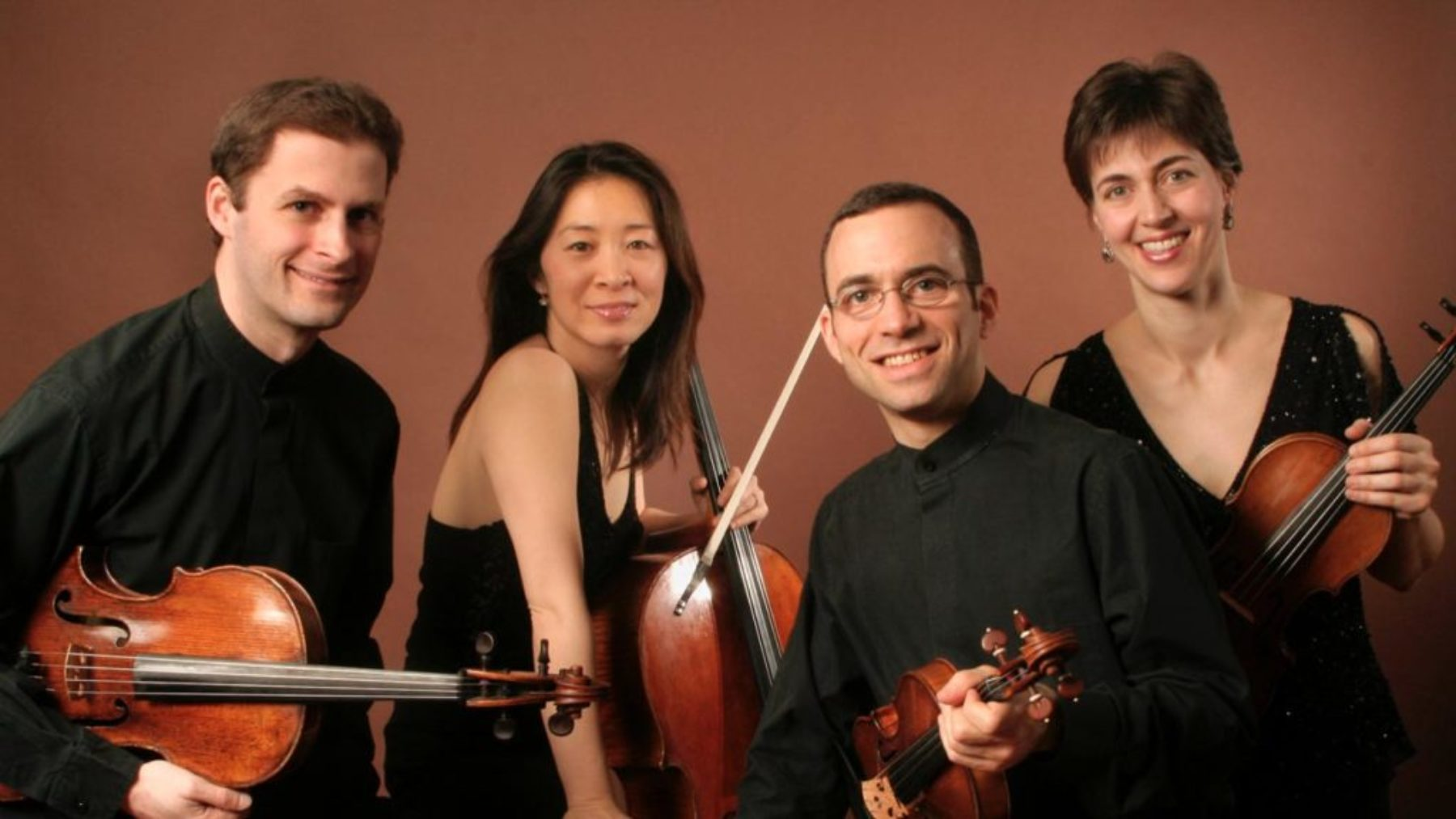 Brentano String Quartet - Saturday, April 18, 2020, 8:00pm