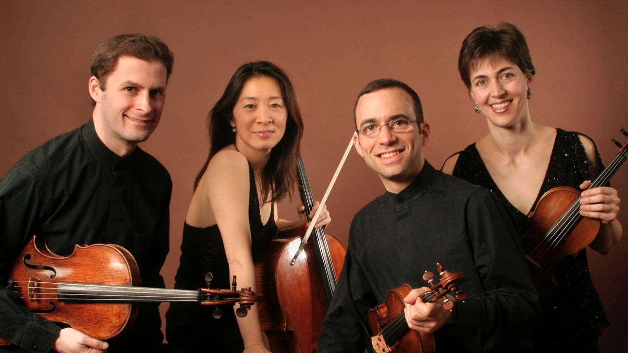 Brentano String Quartet and Dawn Upshaw