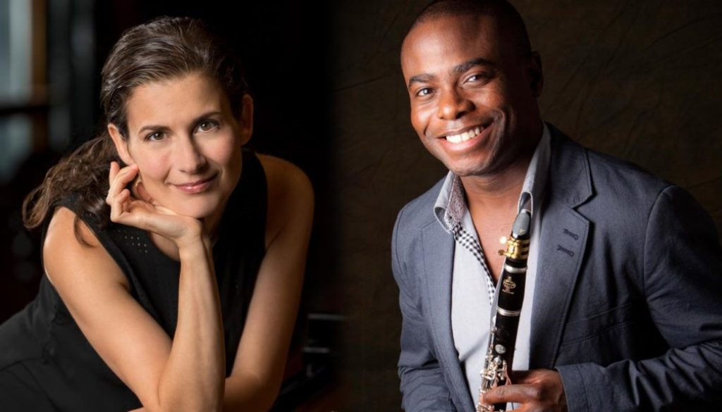 Anthony McGill & Anna Polonsky – March 28, 2020 – 4pm