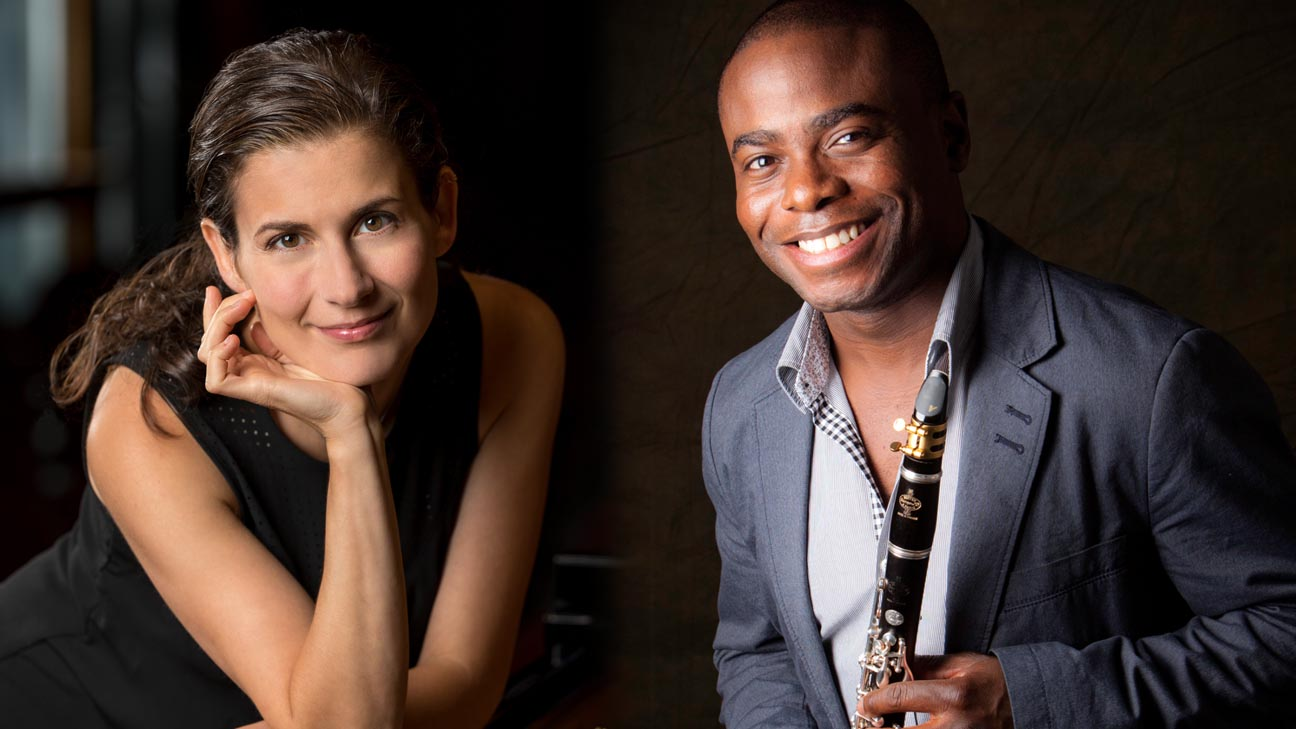 Anthony McGill & Anna Polonsky – Mar 28, 2020