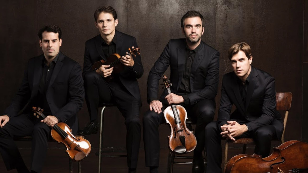 Modigliani Quartet – Nov. 16, 2019