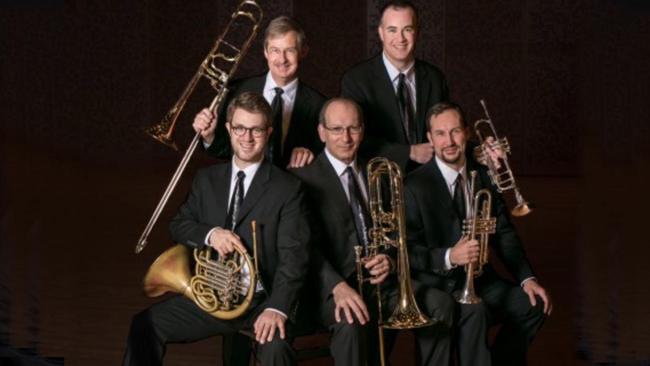 American Brass Quintet – Jan 25, 2020