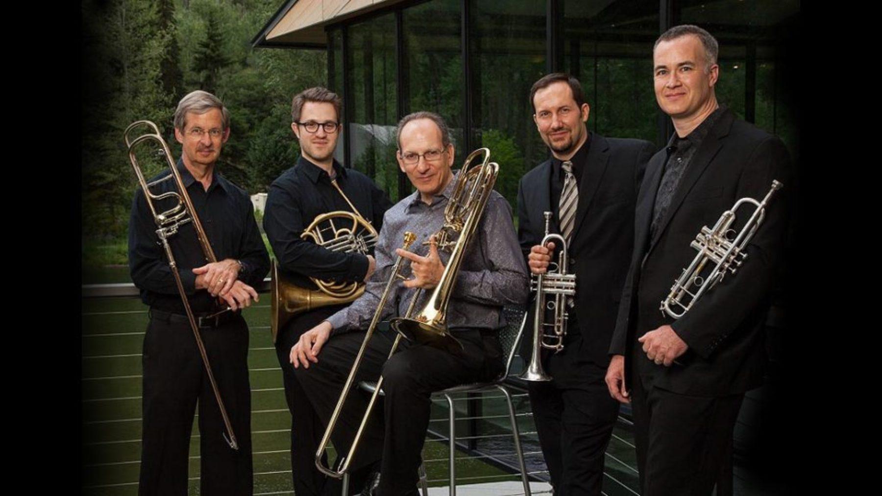 American Brass Quintet - Saturday, January 25, 2020, 4 p.m.