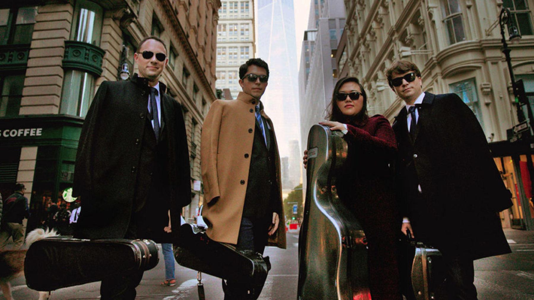 Calidore String Quartet - Saturday, February 29, 2020, 4 pm