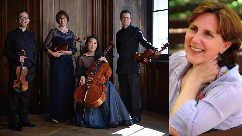 Brentano String Quartet & Dawn Upshaw – CANCELLED