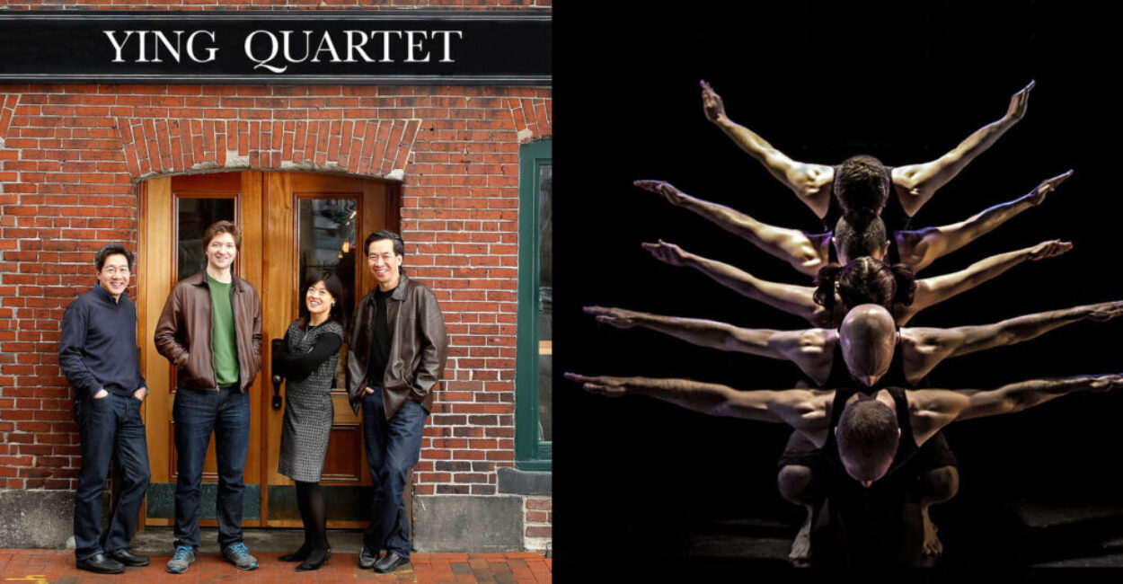 Ying Quartet & Push Physical Theatre